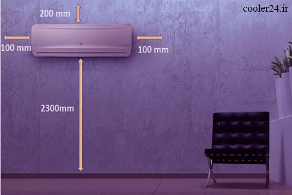 راهنمای کامل نصب کولر های گازی